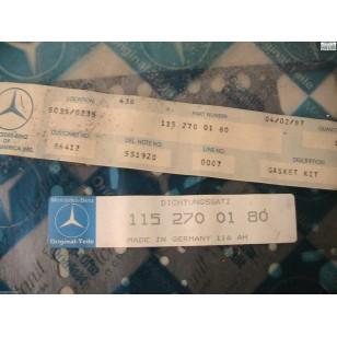 Mercedes 280SE 300SEL 280 114 115 Auto Transmission Valve Body Gasket Set NOS