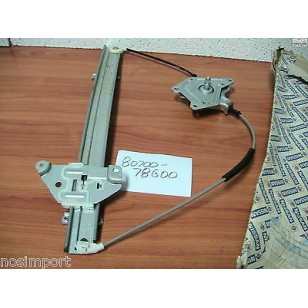 Nissan Pickup Pathfinder Window Regulator Righthand NEW  80700-78G00 1988-1992