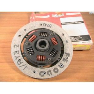 Fiat 124 Sedan Wagon Clutch Disc 180mm  NOS  1966-1969