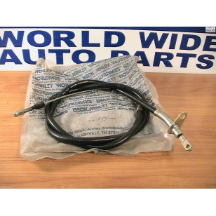 Mercedes Benz 240D 300D 300TD 123  Left Rear Brake Cable 123.420.04.85 1976-1981