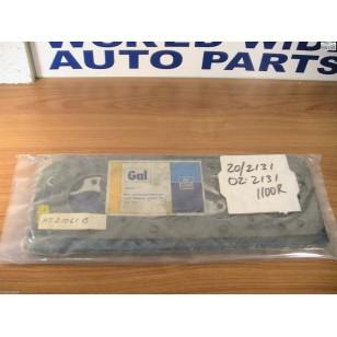Fiat 1100R Gasket Set for Cylinder Head Overhaul    1965