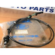 Honda Accord    Clutch Cable    22910-SA5-671     1982-1983