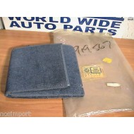 Triumph TR6 Blue Carpet    New OLD Stock  919567    Good for a sample  left rear
