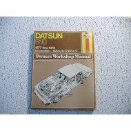 Datsun  810  Haynes Repair Manual   1977-1979
