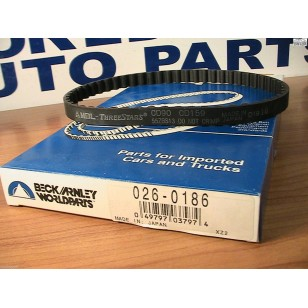 Dodge Mitsubishi Balance Shaft Belt  Beck/Arnley 026-0186  1984-1986
