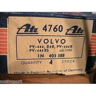Volvo 444 544  B14 Intake Valve  1950-1956   selling EACH