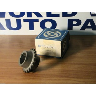MGB Crankshaft Chain Sprocket Single Row 18V  NOS 12H4201  ref 460-425