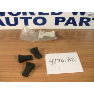 YUGO  Rear Seat Handle Lever  Knob  4176182  Black  New Old Stock