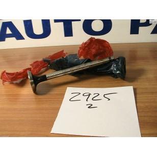 "Ford Consul Zephyr MK II Exhaust Valve +.003' OS Stem .312"""