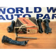 """Jaguar XK120 XK140 2.4  Exhaust Valve 1-7/16"""" head  NOS Tranco UK 1947-1955 EACH"""
