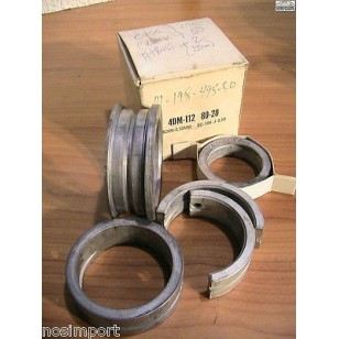 VW Volkswagen Main Bearings OVERSIZE Crank .50mm Case 2.0mm Thrust +2 40HP-1600