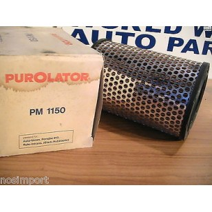 Porsche 912 Air Filter German Purolator   PM1150  1965-1966    Carburetted
