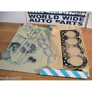Isuzu Diesel ELF200 C190 4-cylinder   FULL Engine Gasket Set     1978-1979