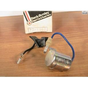 Dodge Colt Ignition Condenser  1.6 & 2.0   172-6660     1975