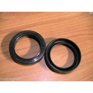 Datsun Nissan 1200 front Wheel Oil Seal   1970-1973  2-pieces