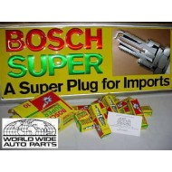 Bosch Spark Plug Super Copper  F8DC   aka 7560 now as 7927   Saab and Peugeot