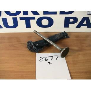 Vauxhall Victor Wyvern Cresta Velox Exhaust Valve   1952-1957   each