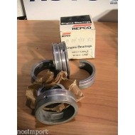 VW Volkswagen Main Bearings OVERSIZE Crank .25 Case 2.00 & Thrust +2mm 40HP-1600